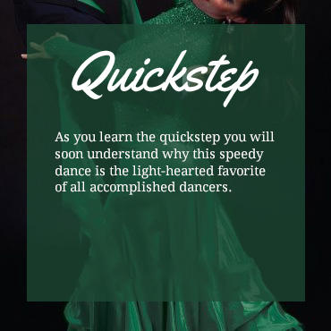 Quickstep Dance