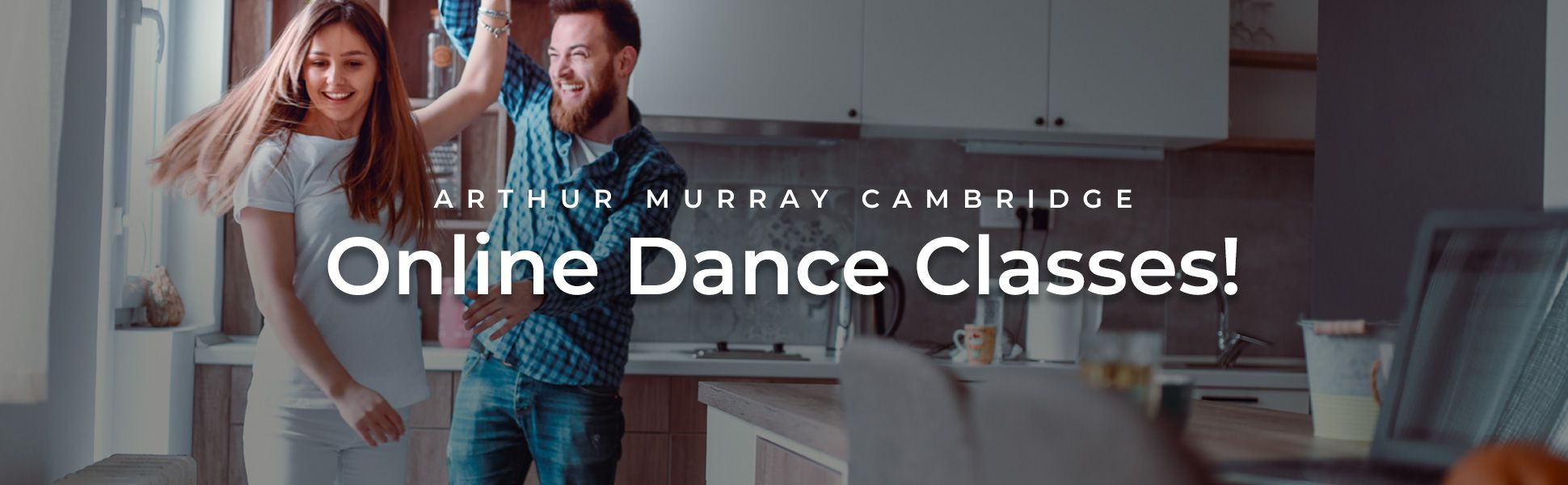 Arthur Cambridge Murray Online Dance Classes